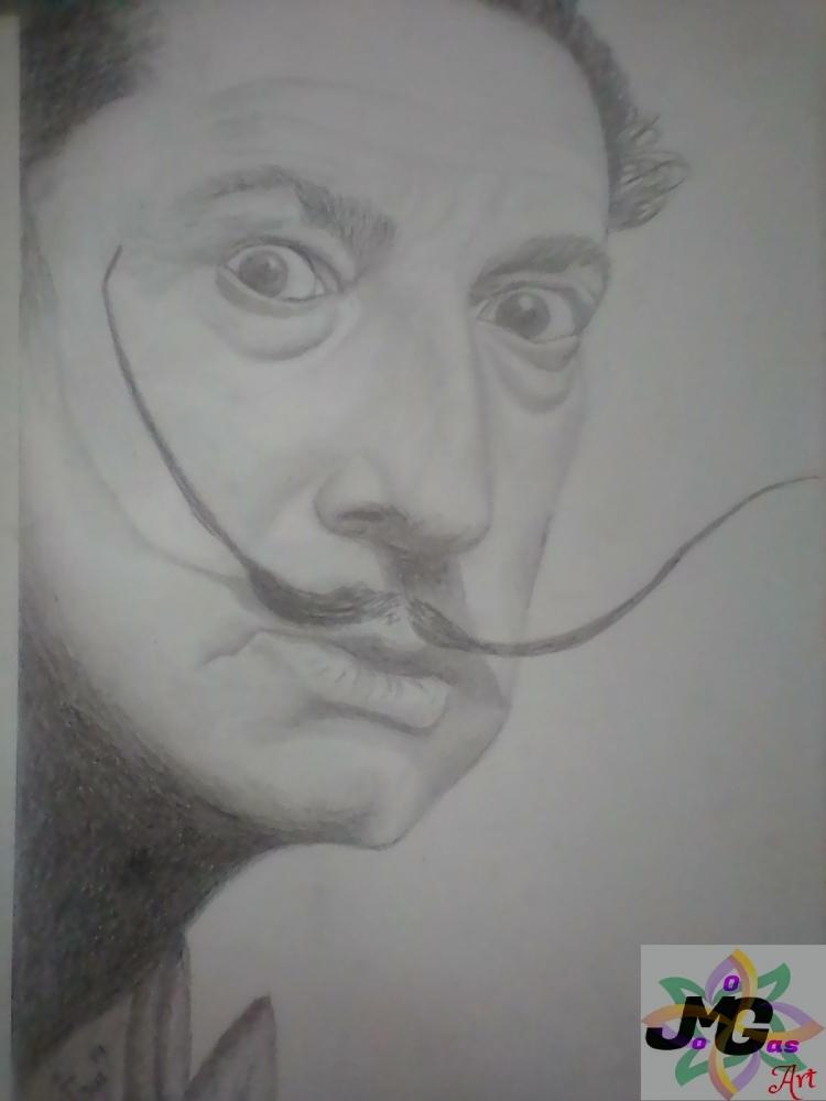 Salvador Dali by miguelg